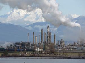 Anacortes Refinery WA