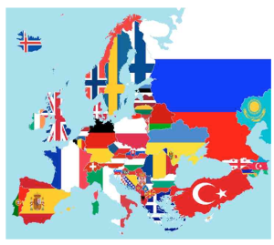europe-flags