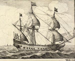 Wenceslas_Hollar-four_sails_set