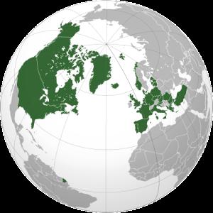 NATOglobe