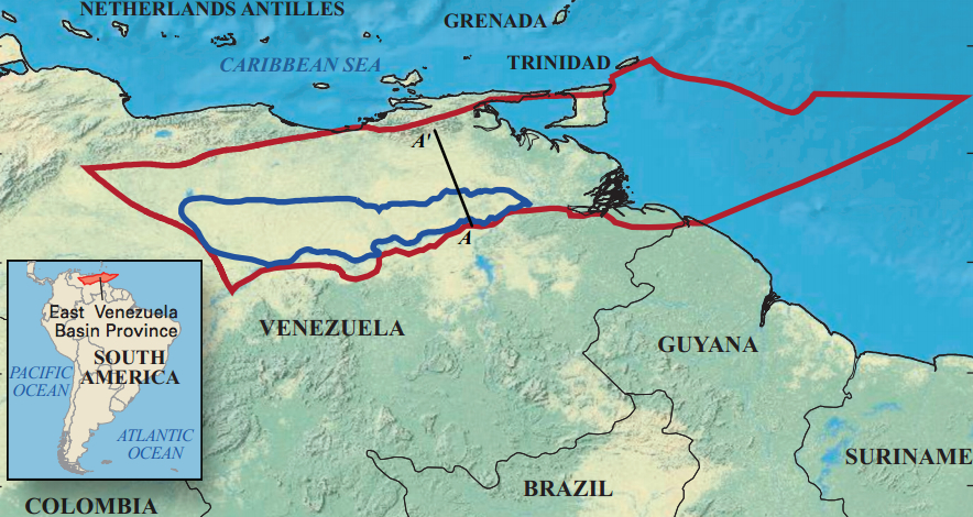 Venezuela-Orinoco