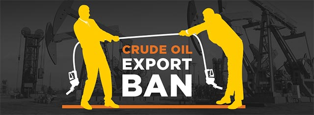 Crude Oil Export Ban